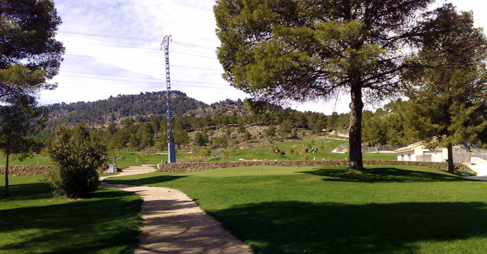 Spain Golf Courses   Cofrentes   - Photo 1 Teetimes
