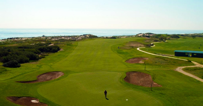 Spain Golf El Saler Parador Golf Course Three Teetimes