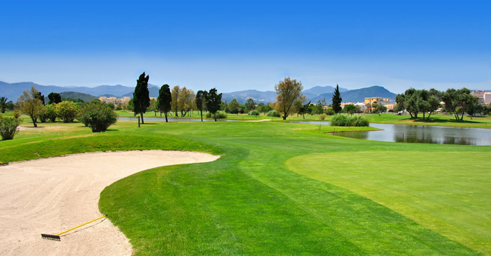 Spain Golf Oliva Nova Golf Course Teetimes