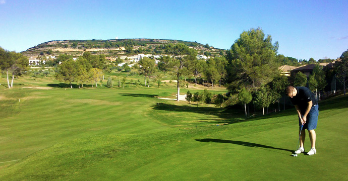 Spain Golf El Bosque & Country Club Golf Course Teetimes