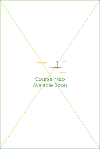 Llavaneras Golf Course map