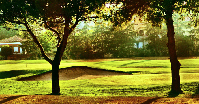 Spain Golf Courses | San Cugat   - Photo 1 Teetimes