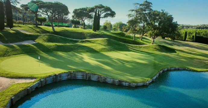 Spain Golf Vallromanes Golf Course Teetimes