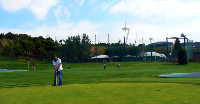 Spain Golf Courses | Montjuic Pitch & Putt - Photo 1 Teetimes
