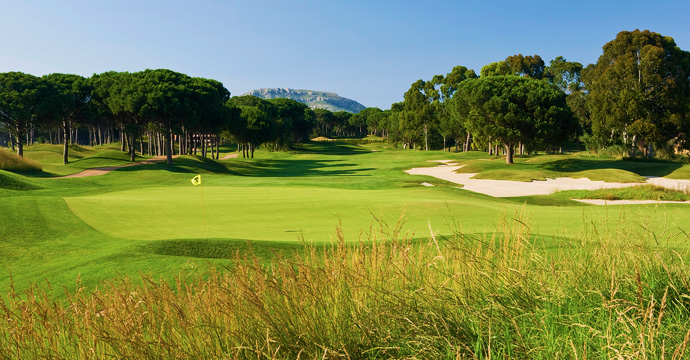 Spain Golf Empordá Forest Golf Course Teetimes