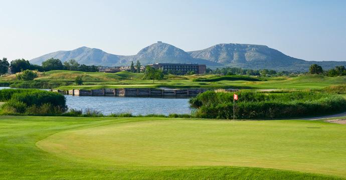 Spain Golf Empordá Links Golf Course Two Teetimes