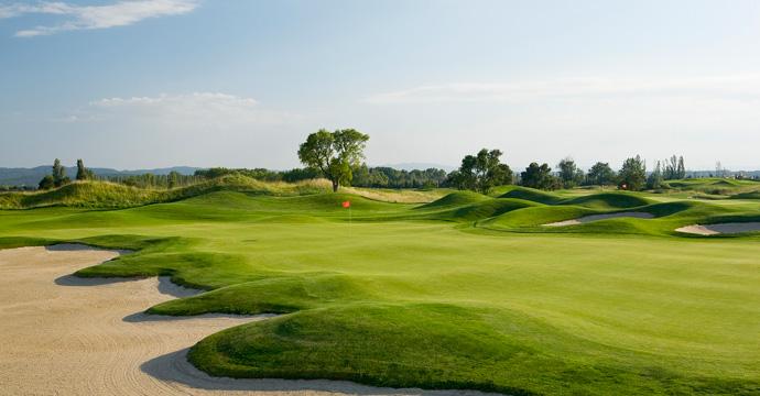 Spain Golf Empordá Links Golf Course Three Teetimes