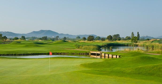Spain Golf Emporda Golf Experience Four Teetimes