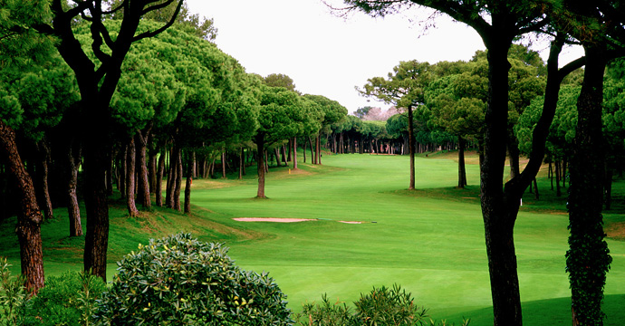 Spain Golf de Pals Golf Course Teetimes