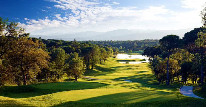 Spain Golf P.G.A. Catalunya - Stadium Golf Course Teetimes
