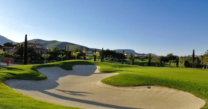 Spain Golf Bonmont Terres Noves Golf Course Two Teetimes