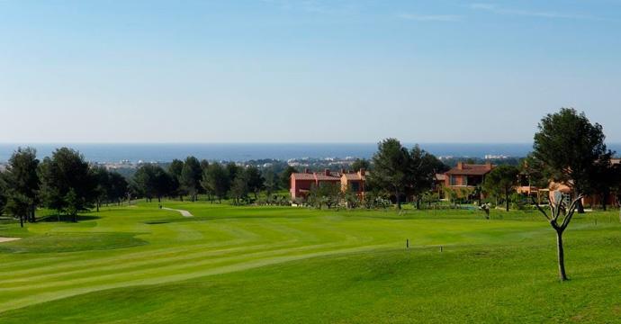 Spain Golf Bonmont Terres Noves Golf Course Three Teetimes