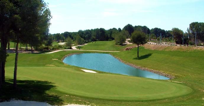 Spain Golf Courses | Lumine Lakes  (Ex.PortAventura North) - Photo 2 Teetimes