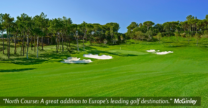 Portugal Golf Quinta do Lago North Teetimes