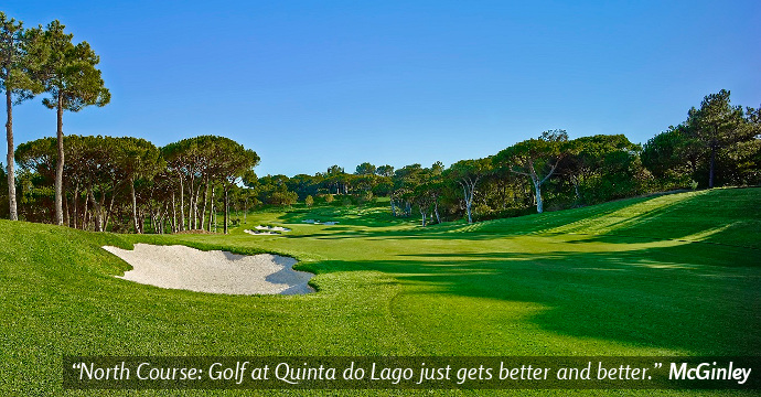 Portugal Golf Quinta do Lago Golden Tournament Two Teetimes