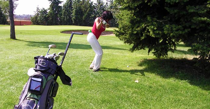 Spain Golf Barberan Golf Course Two Teetimes