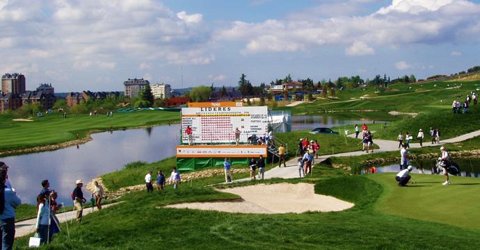 Spain Golf National Center Golf Course Two Teetimes