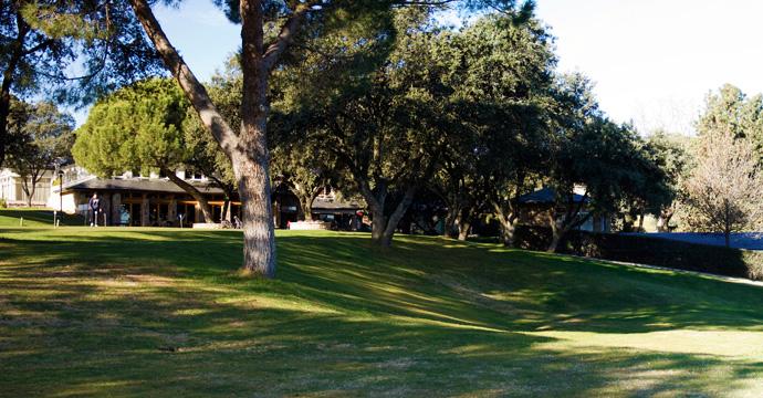 Spain Golf Villa de Madrid Black Golf Course Two Teetimes