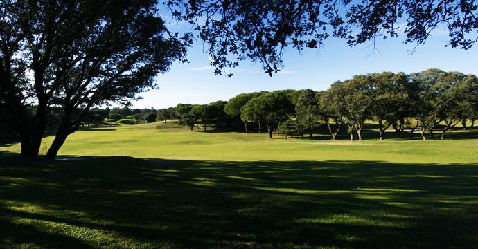 Spain Golf Villa de Madrid yellow Golf Course Two Teetimes