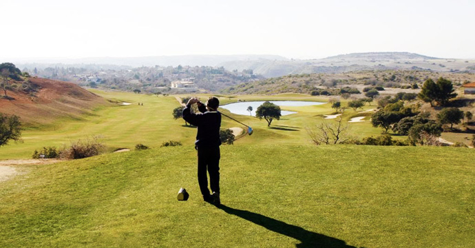 Spain Golf Courses El Robledal Teetimes