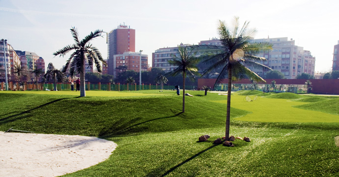 Spain Golf Courses | Green Canal   - Photo 1 Teetimes