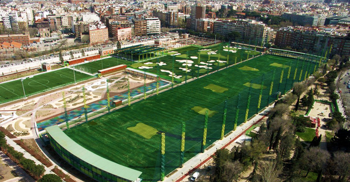 Spain Golf Green Canal Golf Course Two Teetimes