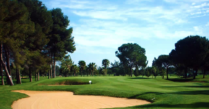 Spain Golf Courses Nuevo Madrid Golf Club Teetimes