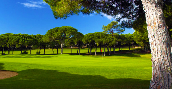 Portugal Golf Courses Vilamoura Old Course Teetimes