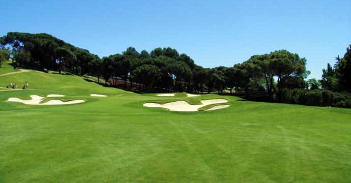 Spain Golf La Puerta de Hierro Black Golf Course Three Teetimes