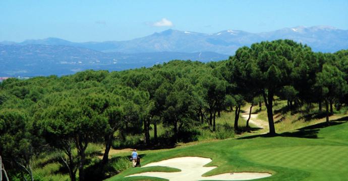 Spain Golf La Puerta de Hierro Yellow Golf Course Two Teetimes