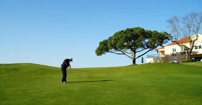 Portugal Golf Dolce Campo Real Golf Course Teetimes