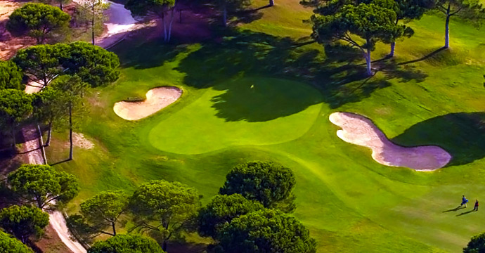 Portugal Golf Vilamoura Tailor-made Platinum Two Teetimes