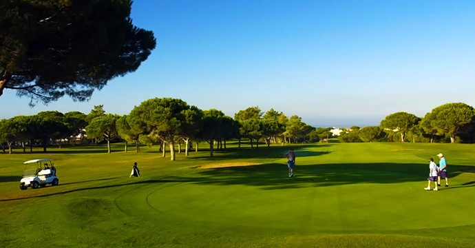 Portugal Golf Vilamoura Tailor-made Platinum Three Teetimes