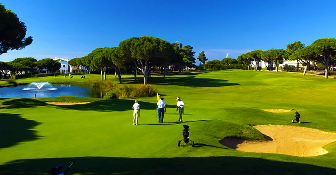 Portugal Golf Vilamoura Tailor-made Platinum Four Teetimes