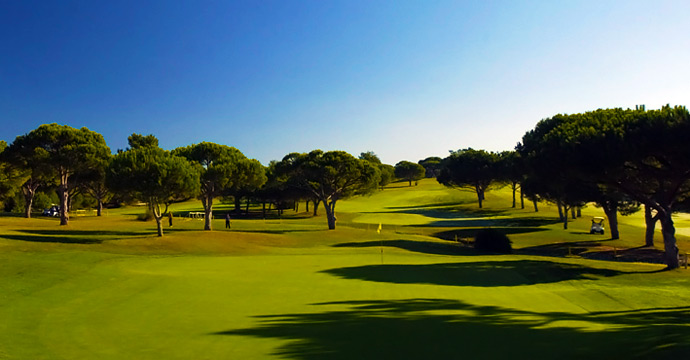 Portugal Golf Vilamoura Pinhal Teetimes