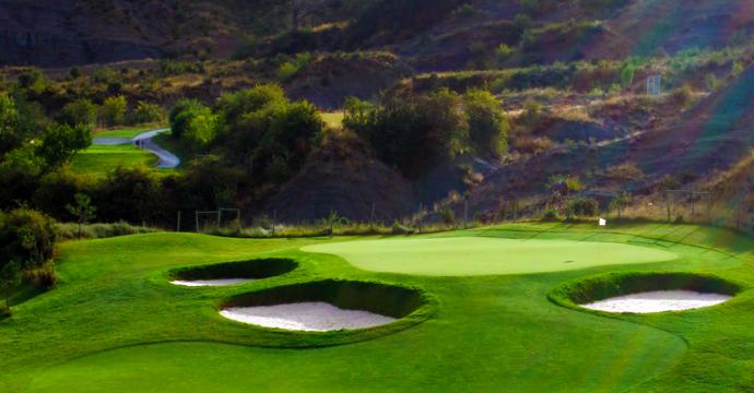 Spain Golf Margas Golf Course Two Teetimes