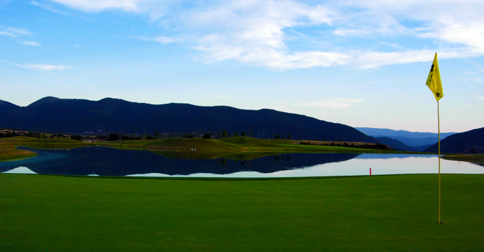 Spain Golf Margas Golf Course Three Teetimes