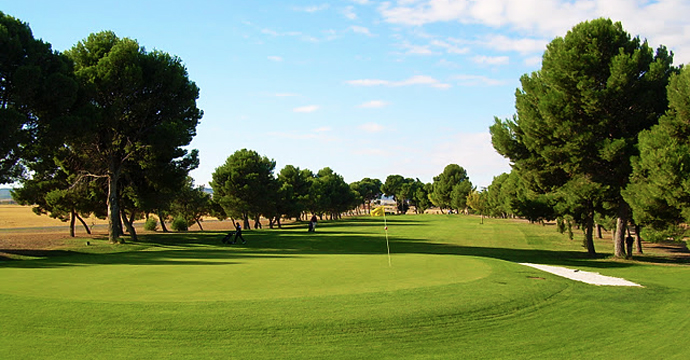 Spain Golf Courses Real Aeroclub Zaragoza Golf Teetimes