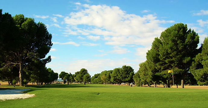 Spain Golf Courses | Real Aeroclub Zaragoza  - Photo 2 Teetimes