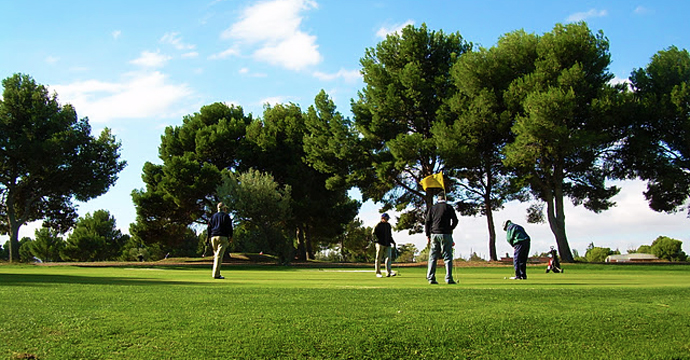 Spain Golf Courses | Real Aeroclub Zaragoza  - Photo 3 Teetimes