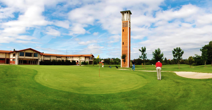 Spain Golf Courses La Llorea Teetimes