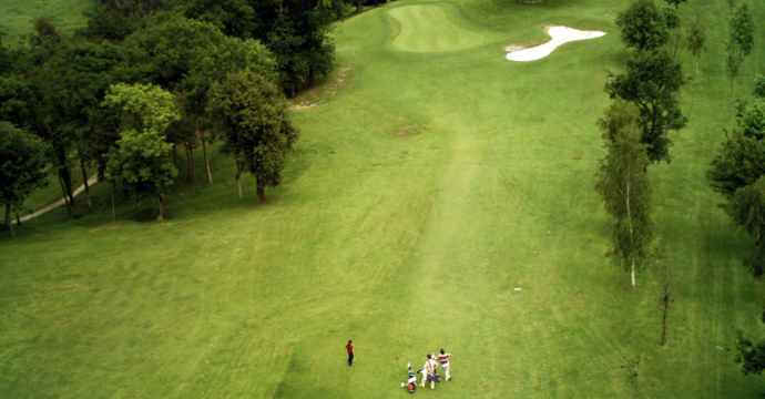 Spain Golf La Llorea Golf Course Three Teetimes