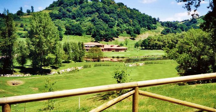 Spain Golf Las Caldas Golf Course Two Teetimes