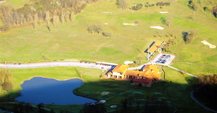 Spain Golf Las Caldas Golf Course Three Teetimes