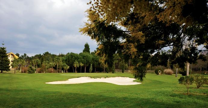 Spain Golf Cierro Grande Golf Course Three Teetimes