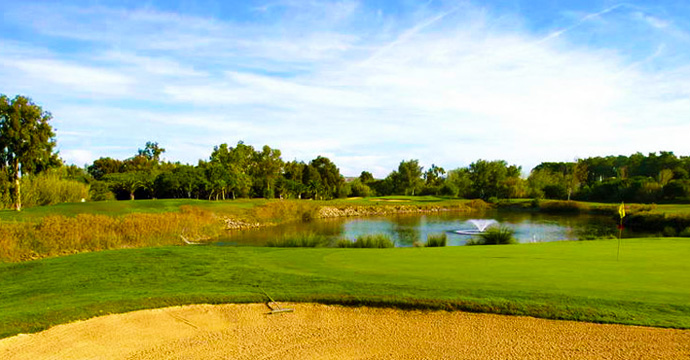 Portugal Golf Vilamoura Laguna Golf Course Teetimes