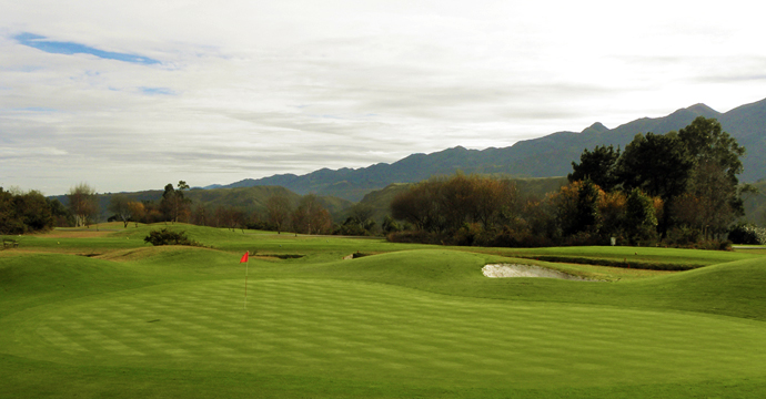 Spain Golf Courses Llanes Teetimes
