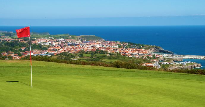 Spain Golf Llanes Golf Course Three Teetimes