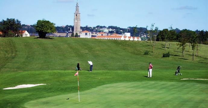 Spain Golf Madera III Golf Course Three Teetimes