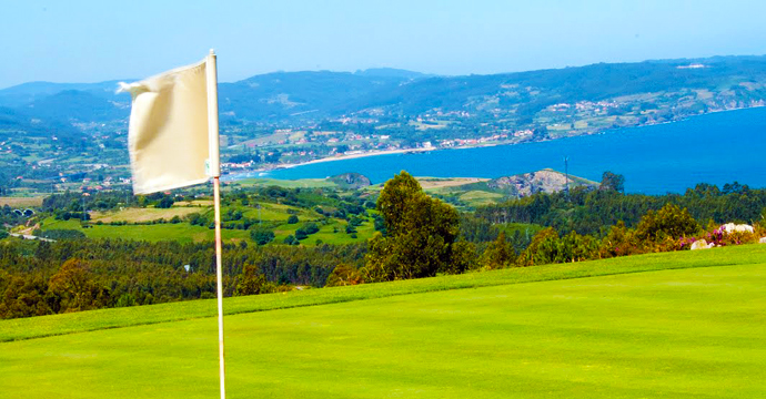 Spain Golf La Rasa de Berbes Golf Course Two Teetimes